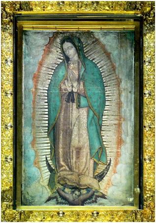 Neues zur Tilma von Guadalupe - ermel