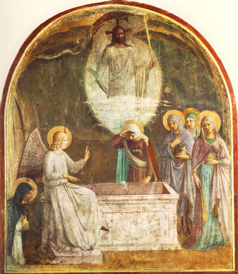26 fra angelico - resurrection